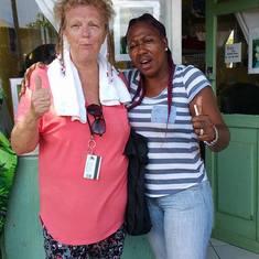 Falmouth Jamaica Sophie & Me