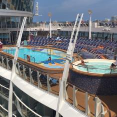 Sports Pool on Harmony of the Seas