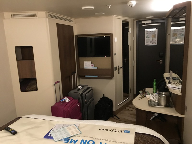 cabin 2 - Norwegian Escape