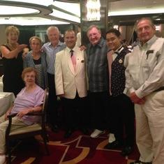 Wonderful Friends/Staff from Allegro Dining