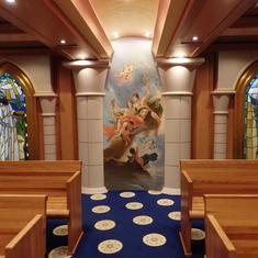 Pride - Chapel