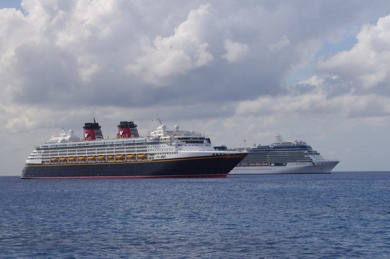 George Town, Grand Cayman - Disney Magic and Celebrity Solstice in Grand Cayman