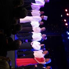 Staff on Stage
