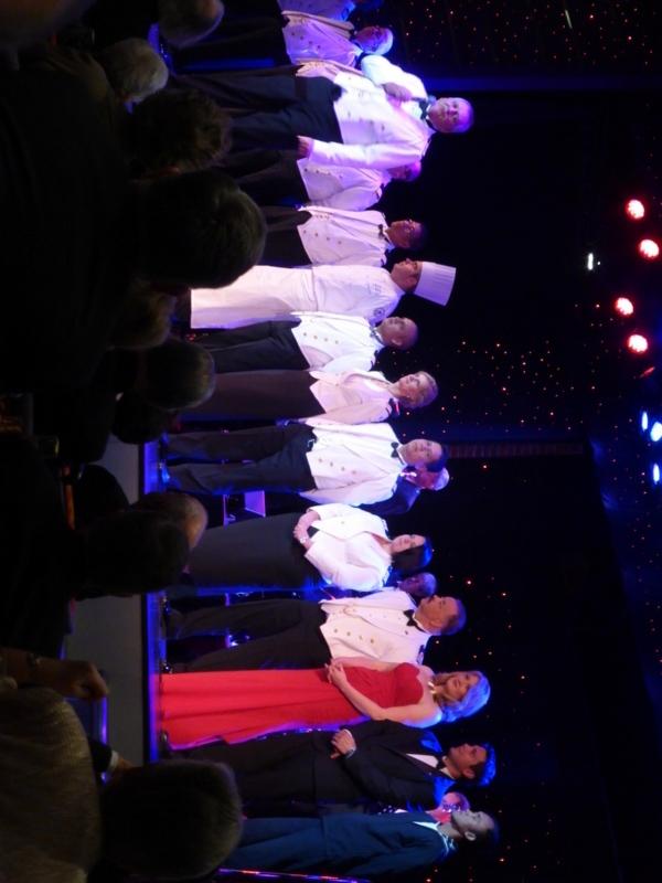 Staff on Stage - Amsterdam
