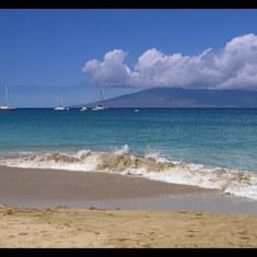 Kaanapalii Beach