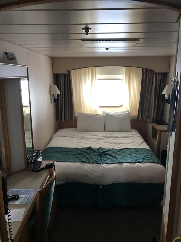 oceanview cabin 8048 on majesty of the seas category si