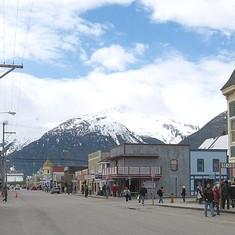 Skagway, Alaska - Skagway Alaska