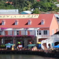 PORT IN ROATAN