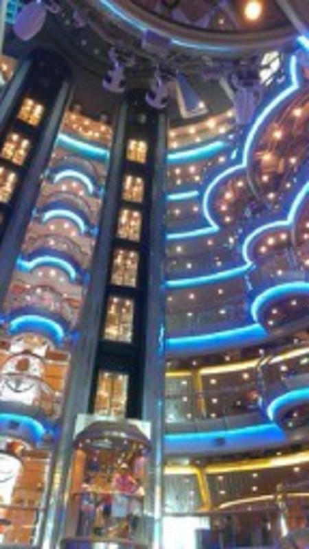 The Centrum - Brilliance of the Seas