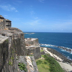 Old Fort in San Juan