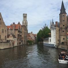 Ghent (Brugge), Belgium - Bruges