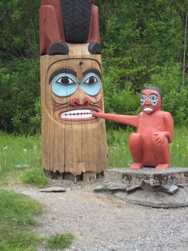 "Ketchikan, Alaska - ""OUCH""--Ketchikan, Alaska"