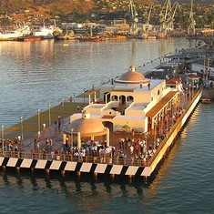 Guaymas Pier