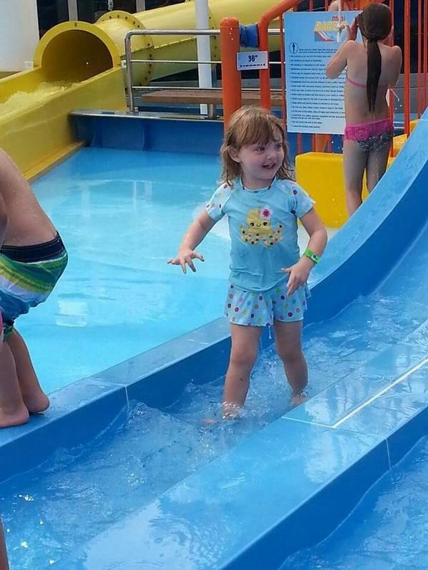 Carnival Dream, Kids Area, Carnival Waterworks