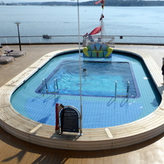 Seattle, Washington - Aft Pool