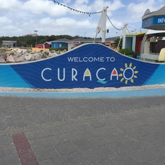 Port in Curacao