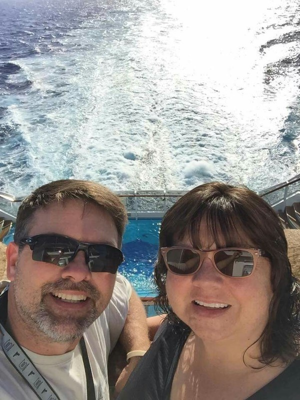Carnival Vista, Pools, Havana Pool