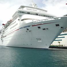 Ship @ Nassau