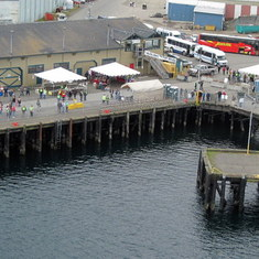 Port Angeles, Washington - Cruise Ship Pier