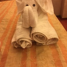 Towel fun