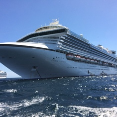 The Ruby Princess