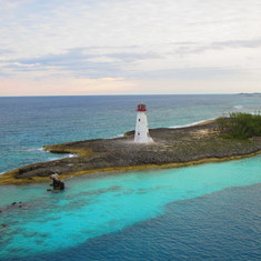Nassau, Bahamas - Lighthouse