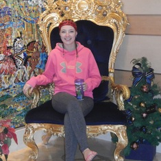 Dream Princess on the Royal Throne