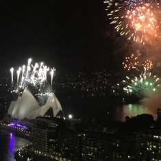 Sydney, Australia - New Year 2016