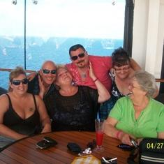 On board Deck 14