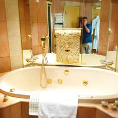 Penthouse Bathtub.