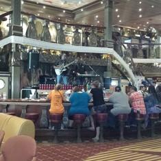 main lobby's bar
