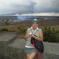 Tour of Volcanoes National Park