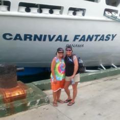 Special Ocassions on Carnival Fantasy