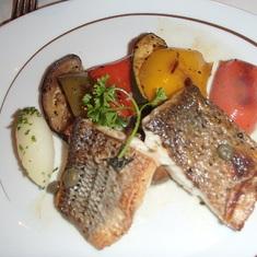 Dinner at La Cucina