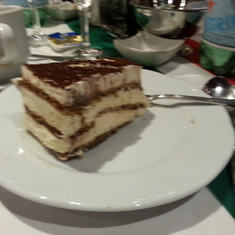 Tiramisu? Yes, please!