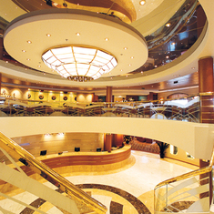 MSC Opera Lobby