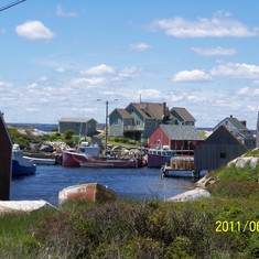 Halifax, Nova Scotia - Peggy's Cove.