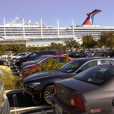 Destiny 2010, NYE cruise. Myyy boooat