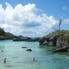 Tabacco Bay, great snorkeling
