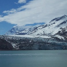 Mountians of Glacier Bay