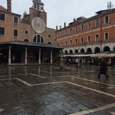 St. Mark's Square-Venice, Italy