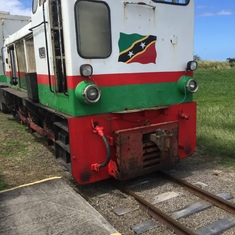 St. Kitts Train Tour