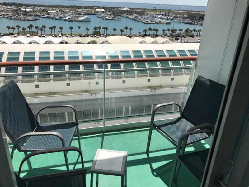Family Balcony Stateroom Cabin Category B5 Norwegian Epic