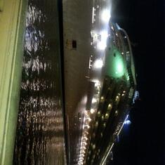 San Juan, Puerto Rico - Cruise Ship