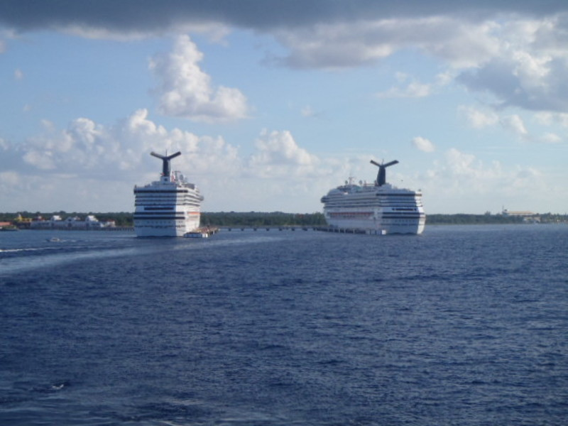 Carnival ships - Empress of the Seas