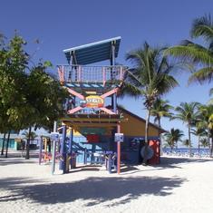 Coco Cay (Snorkel Shack)