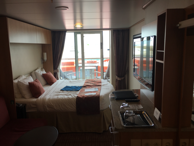Celebrity Solstice Best Cabins - Cruise Advice
