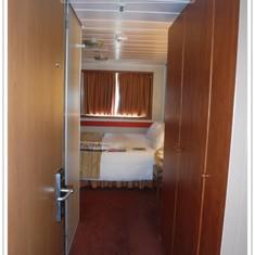 Oceanview stateroom E160