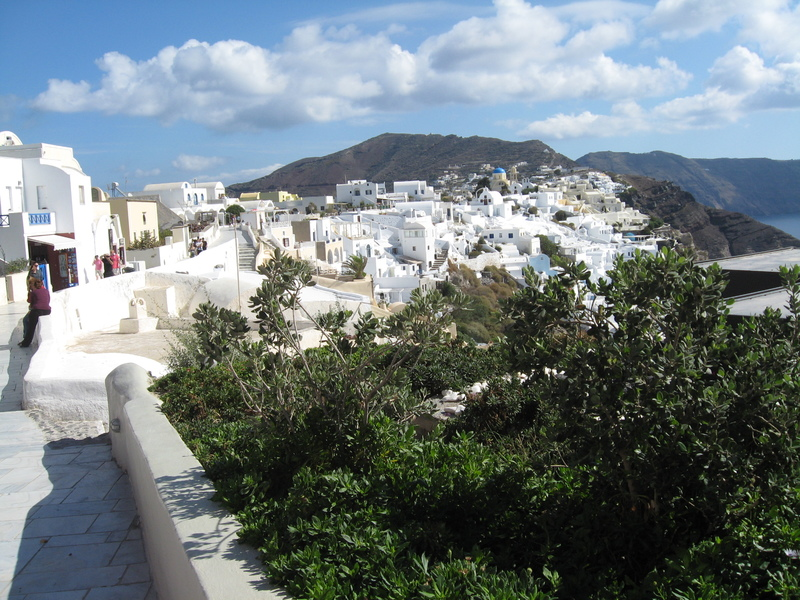 Santorini, Greece - Greece--Santorini