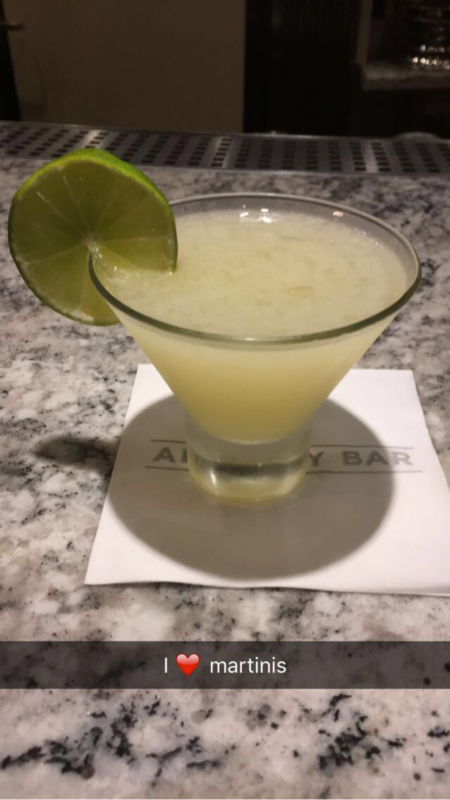 Carnival Pride, Bar, Alchemy Bar